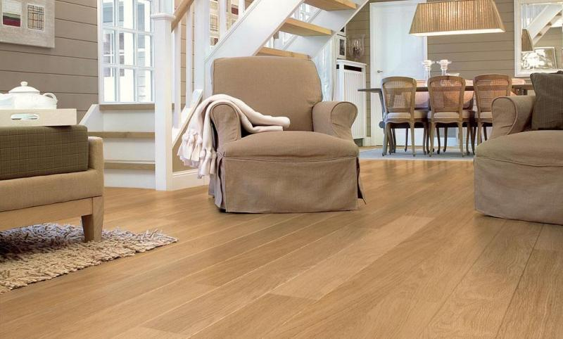 How To Take Care Of Natural Wooden Floor?