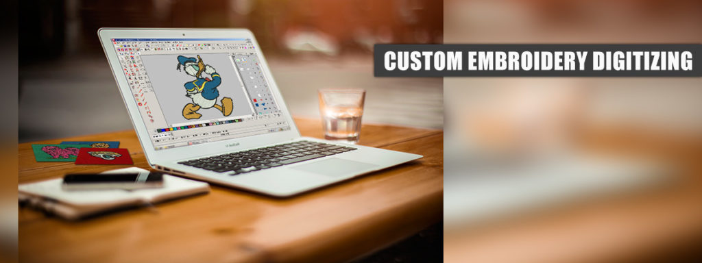Things You Should Know About Custom Embroidery Digitising